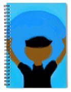 You Can Carry The Moon 102 Spiral Notebook