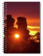 You Can Preach A Better Sermon With Your Life Than With Your Lips. Spiral Notebook