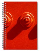 You Guys Are Nuts Spiral Notebook
