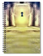 You Hold The Key Spiral Notebook