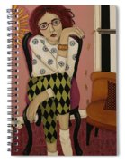 You Missed This Time Spiral Notebook
