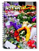 You Never Be Forgotten  Spiral Notebook