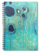 You Said You Wanted To Live By The Ocean Spiral Notebook