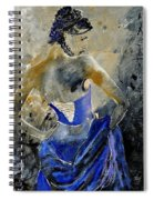 Young Girl 450150 Spiral Notebook