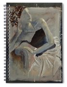 Young Girl 4501502 Spiral Notebook