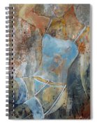 Young Girl 451108 Spiral Notebook