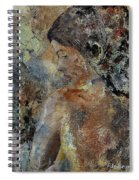 Young Girl 45156987 Spiral Notebook