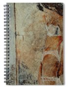 Young Girl  563548 Spiral Notebook