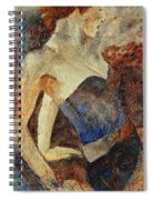 Young Girl  56901247 Spiral Notebook
