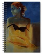 Young Girl  56902140 Spiral Notebook