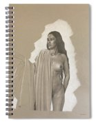 Young Model Spiral Notebook