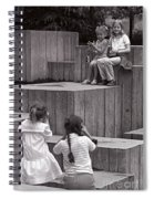 Young Photographers Spiral Notebook