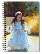 Young Queen Esther Spiral Notebook