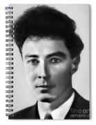 Young Robert Oppenheimer Spiral Notebook