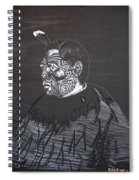 Young Tane Spiral Notebook