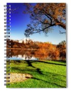 Young Trees Spiral Notebook