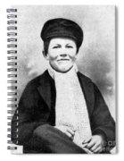 Young Thomas Edison, 1861 Spiral Notebook