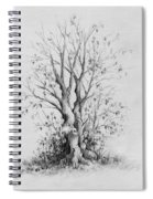 Young Tree Spiral Notebook
