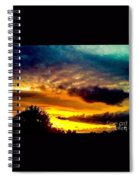 Your Are The Sunshine Of My Life Spiral Notebook