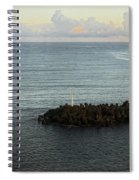 Your Call Leads Me Out Spiral Notebook