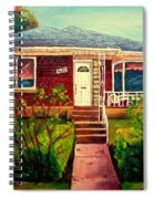 Your Home Commission Me Spiral Notebook