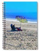 Your Own Private Beach Spiral Notebook