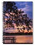 Your Table Is Ready Spiral Notebook