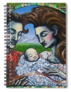 Your World Will Open Endlessly Spiral Notebook