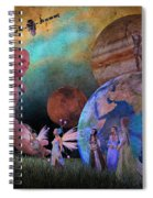 You're Safe In My Hands Spiral Notebook