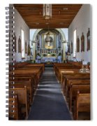 Ysleta Mission #2 Spiral Notebook