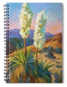 Yuccas Spiral Notebook