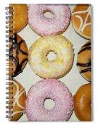 Yum Spiral Notebook
