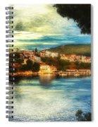 Yvonnes World Spiral Notebook