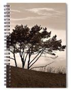 Yyteri Evening Spiral Notebook