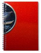 Z X 370 Spiral Notebook