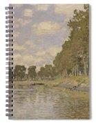 Zaandam Spiral Notebook
