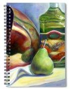 Zabaglione Pan Spiral Notebook
