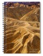 Zabriskie Morning Spiral Notebook