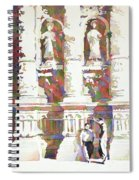 Zacatecas Cathedral Spiral Notebook