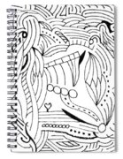 Zackary Spiral Notebook