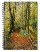 Zac's Fav Walk Spiral Notebook