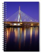 Zakim At Twilight II Spiral Notebook
