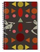 Zappwaits Dance Spiral Notebook