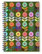 Zappwaits Flower Spiral Notebook