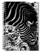 Zebra2 Spiral Notebook