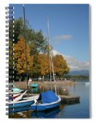 Zell Am See The Elements In Austria Spiral Notebook