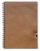 Zen At The Beach Spiral Notebook