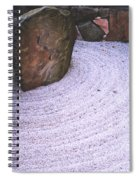 Zen Circle  Spiral Notebook