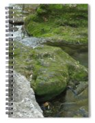 Zen Creek Rocky Scenery Spiral Notebook