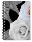Zen Proverb 5 Spiral Notebook